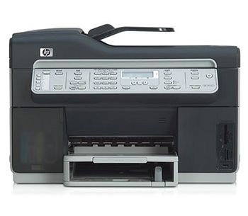 HP Officejet Pro L7580 Color All-in-One Printer/Fax/Scanner/Copier (C8187AABA)