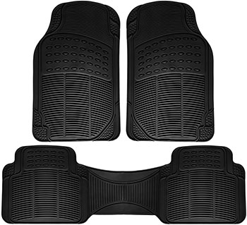 OxGord All weather rubber floor mats