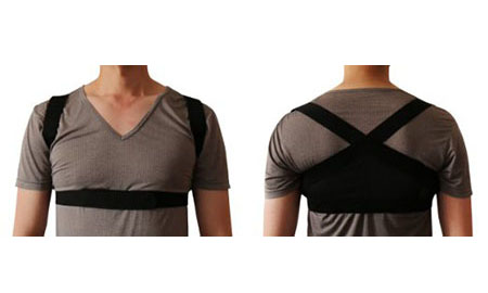 Posture Support Brace Corrector for Upper Shoulders Back Clavicle