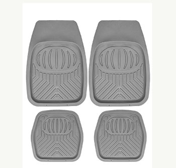 Mann pack heavy duty car floor mats