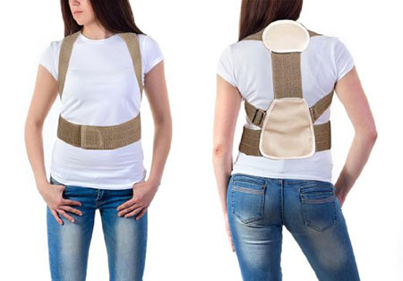 Poscure Premium Quality Back Brace- Posture & Spine Corrector