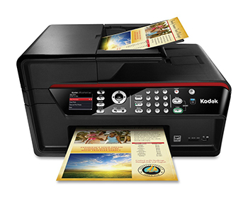Kodak HERO 6. 1 Wireless Color Printer with Scanner, Copier & Fax