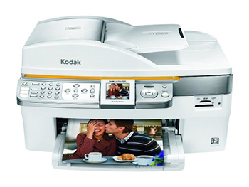 Kodak EasyShare 5500 All-in-One Printer Print Copy, Scan and Fax (1600105)