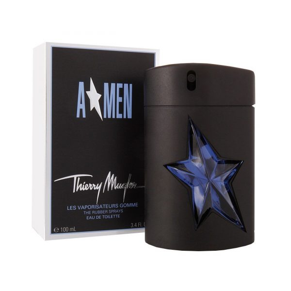 AMEN Eau De Toilette By Thierry Mugler Refillable Rubber Spray