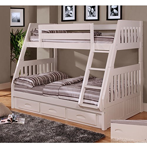 American Furniture Classics Twin Over Bunk Bed