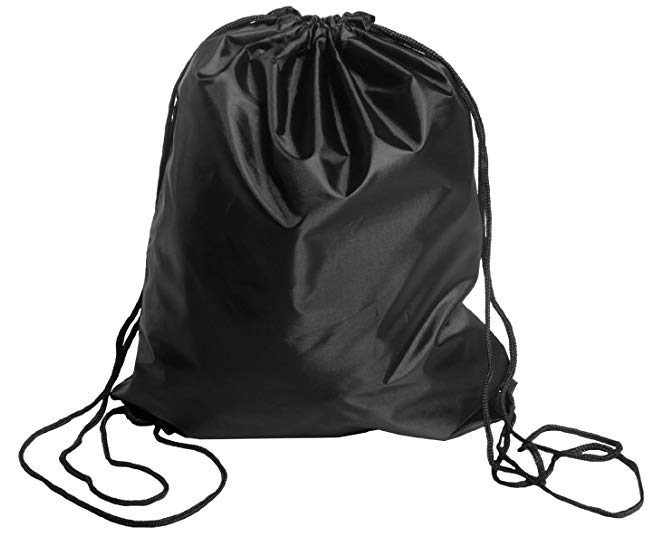 BINGONE Folding Sport Backpack Drawstring Bag Home Travel Storage Use