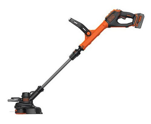 BLACK+DECKER LSTE523 20V Max Lithium POWERCOMMAND Easy Feed String Trimmer