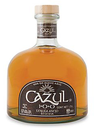 Cazul 100 Agave Tequila