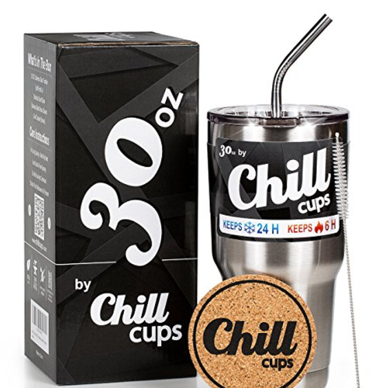 Chill Cups Travel Tumbler