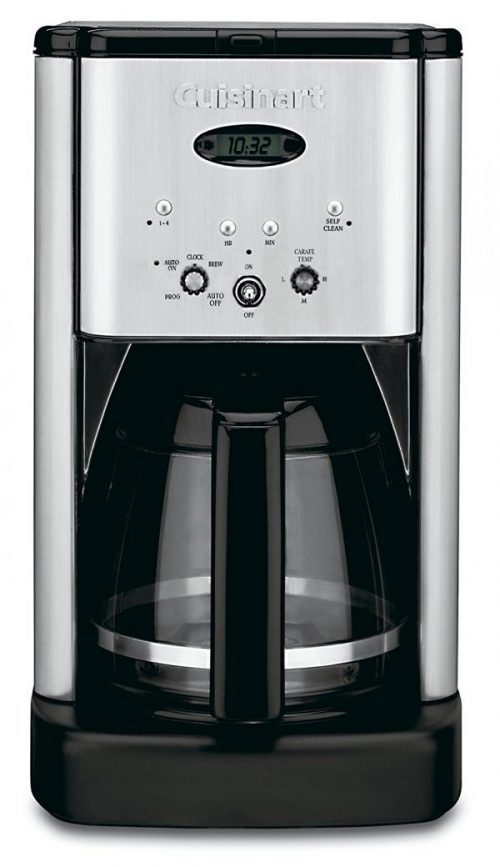 Cuisinart-DCC- 1200-Central- Programmable-Coffeemaker