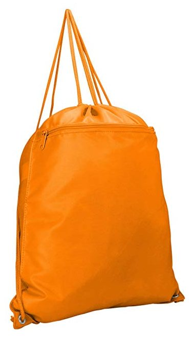 DALIX Drawstring Backpack Sack Bag