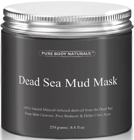 Dead Sea Mud Mask, 250g