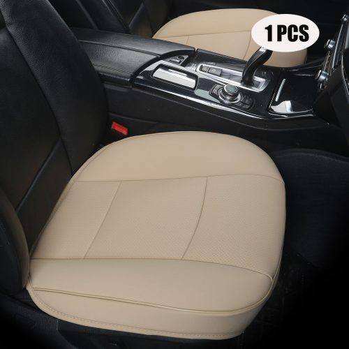 EDEALYN Ultra-luxury PU leather Car seat protection car seat cover