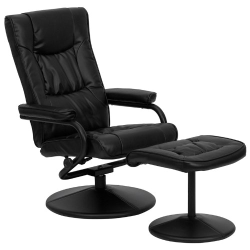 Flash Furniture BT-7862-BK-GG Contemporary Black