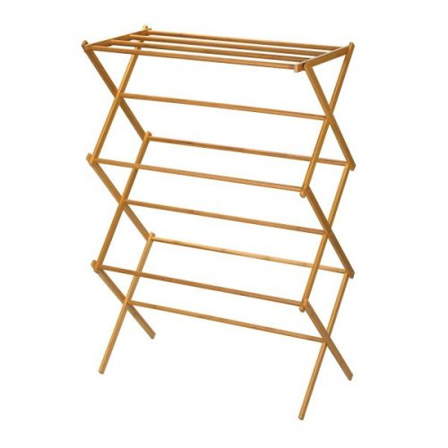 Household Essentials Folding Clothes Drying Rack
