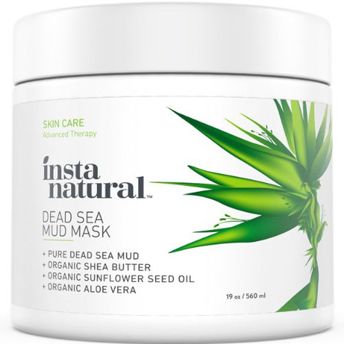 InstaNatural Dead Sea Mud