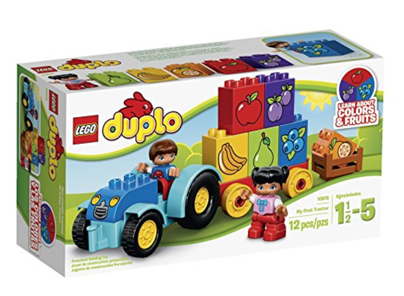 Lego Duplo – My First Tractor 10615