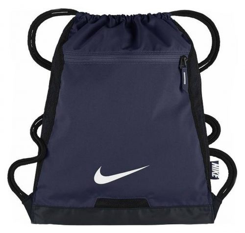 NIKE Alpha Adapt Team Training Drawstring Gymsack Navy