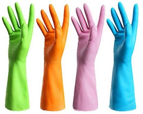 Reusable Nitrile Gloves