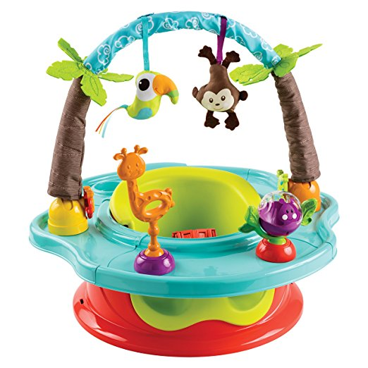 Summer Infant 3-Stage Deluxe SuperSeat
