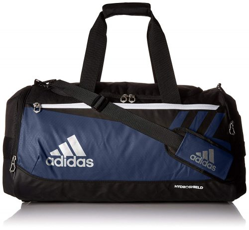 adidas Team Issue Duffel Bag, Collegiate Navy