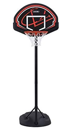 3. Lifetime Youth Basketball Hoop: