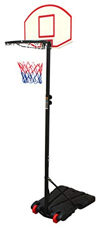 Movement God Youth Portable Basketball Hoop: