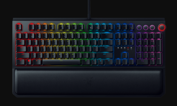 Razer Gaming Keyboard BlackWidow Ultimate