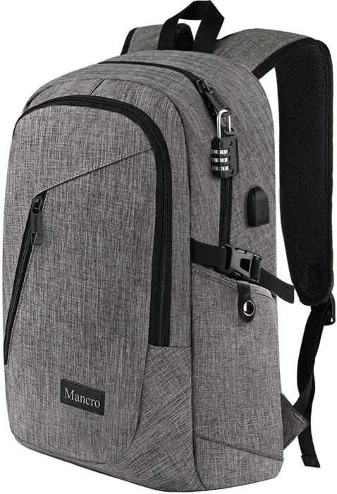 17 Inch Laptop Backpack With Water-Resistant