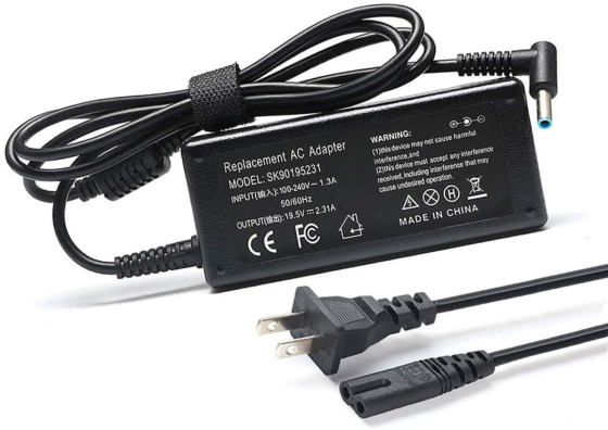 IEFUU 45W AC Adapter/Charger for HP Stream x360 11 13 14 Series Laptops