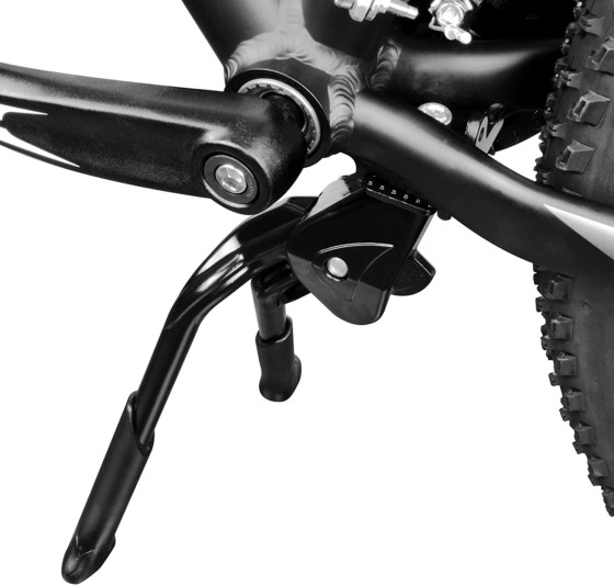 The Foldable Bike Kickstand From BV