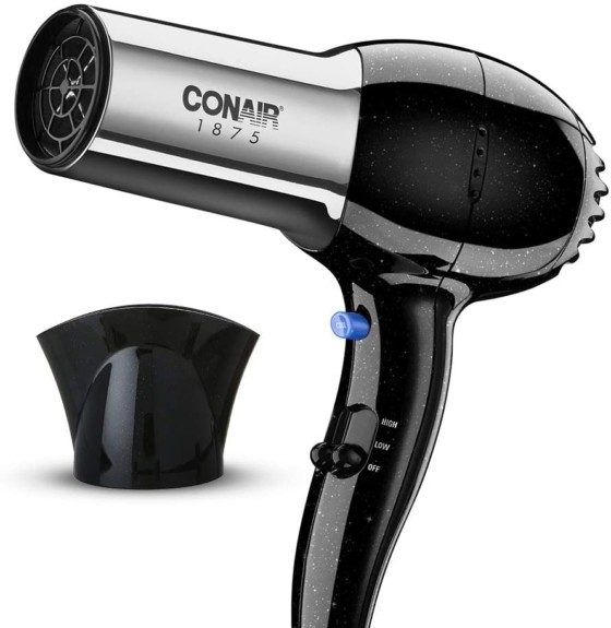 Best Ionic Hair Dryer From Conair 1875