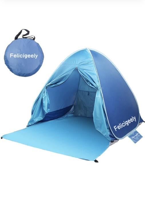 Canopy Automatic Baby Beach Pop Up Tents