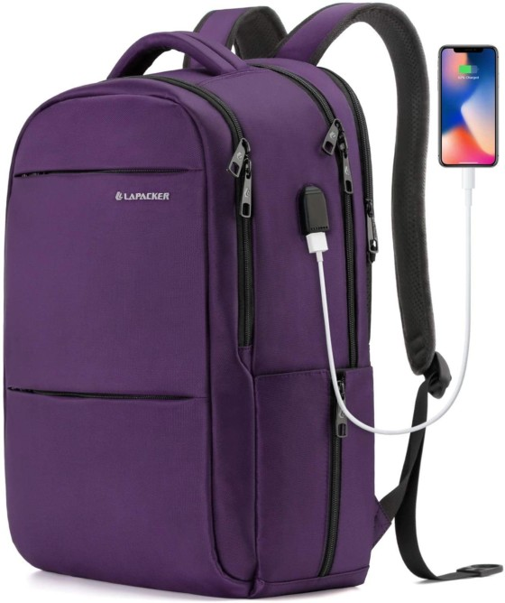 Lapacker 17-Inch Laptop Backpack For Business