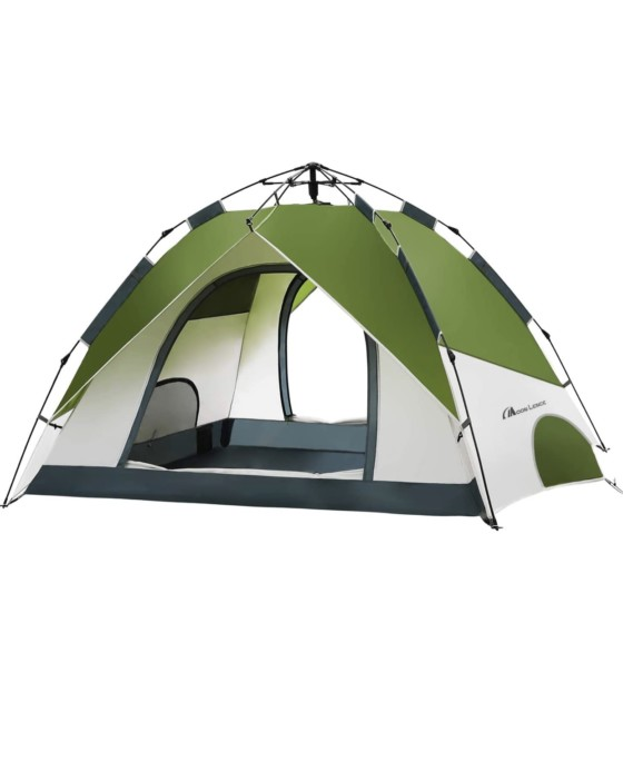 MOON LENCE Waterproofs Windproof Camping Tent