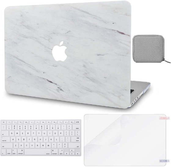 Stylish 4 in 1 Macbook Pro Case from LuvCase