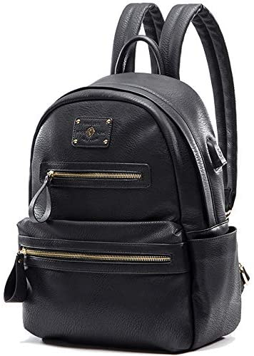 MISS FONG USB Charger Laptop Backpack For Women