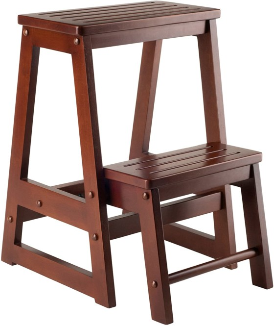 Winsome Wooden Step Stool