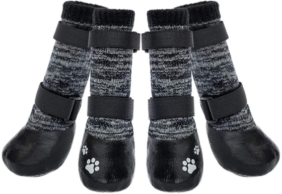 KOOLTAIL Dog Socks to Prevent Scratching