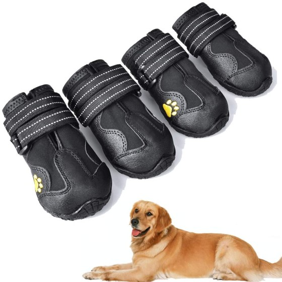 XSY&G Outdoor Dog Boots