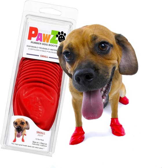 Pawz Water-Proof Dog Boot for Clean Paws
