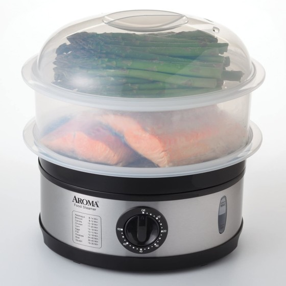 Aroma Housewares (AFS-186) Vegetable Steamers