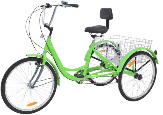 MOPHOTO Adult 24 inches 26 inches tricycles