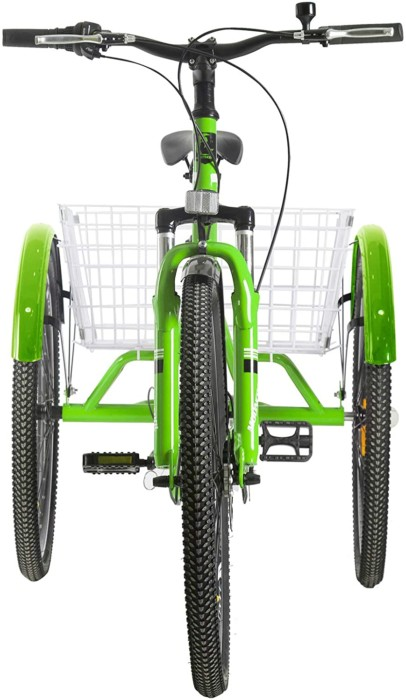 VANELL Mountain Tricycle for men, women, youth, and seniors